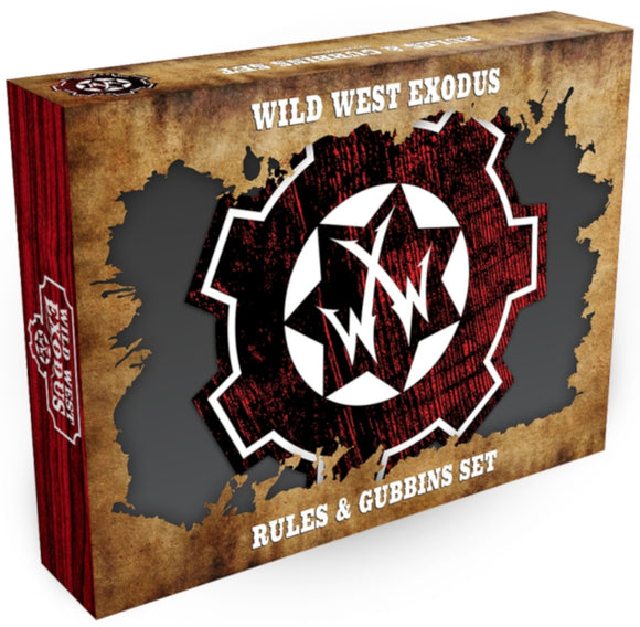 Wild West Exodus: Rule & Gubbins Set