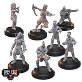 Wild West Exodus: Tribal Retribution Posse Set