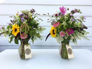 Barnswallow's Summer Floral Design Course! - July 17th
