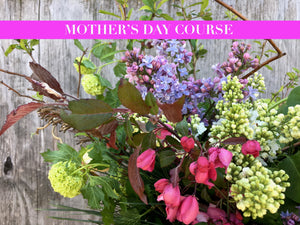 Barnswallow's Mother's Day Floral Design Course! - May 8th