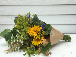 Monthly CSA Bouquet Share - Graz Pick Up (Pella)