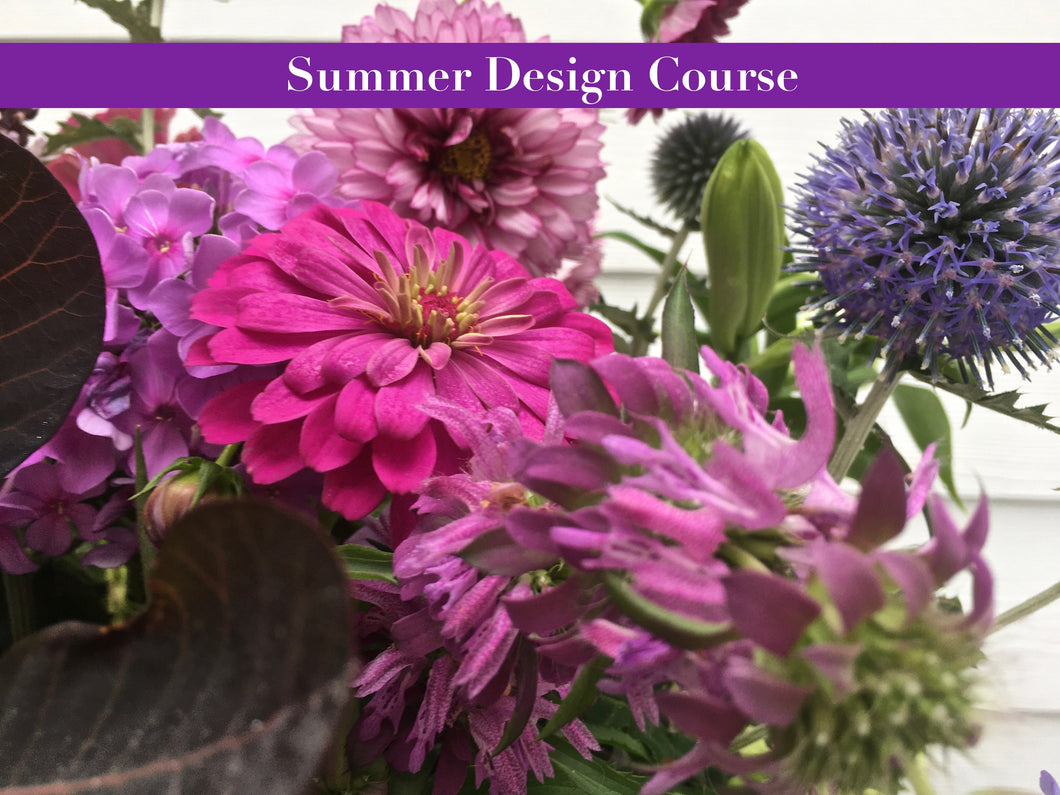 Barnswallow's Summer Design Course! - July 31st