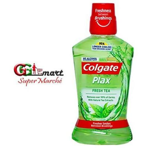 250ML COLGATE PLAX PEPPERMINT FRESH - AfriMarket