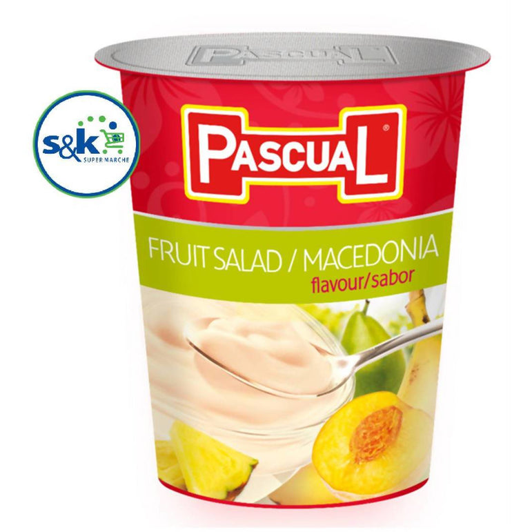 YAHOO PASCUAL FRUIT SALAD FLAVOR 125GM