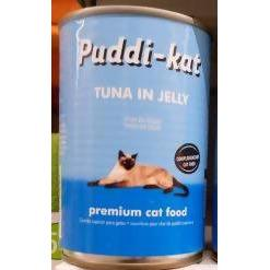 Cat food Tuna in Jelly Puddy-kat 400g - AfriMarket