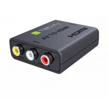 CONVERTOR 3RCA TO HDMI WITH POWER - AfriMarket