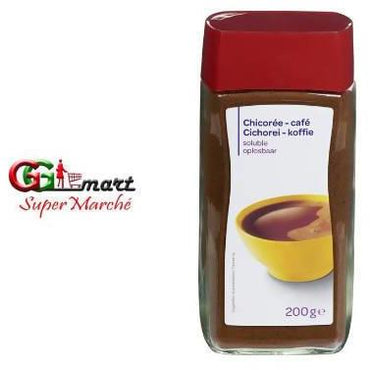 200G CARREFOUR CAFE CHICOREE SOLUBLE - AfriMarket