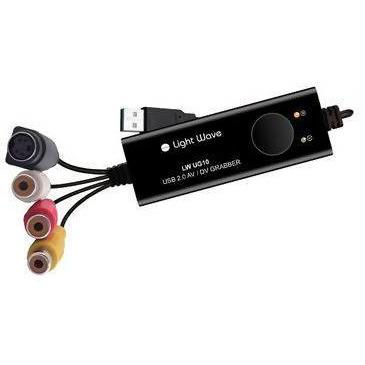 VIDEO GRABBER USB LW UG10 - AfriMarket