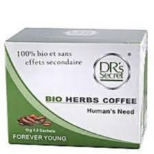 Bio herbs coffee X6Pcs