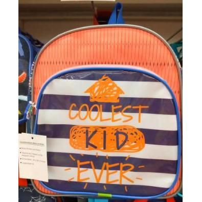 BACKPACK S18 PRE-SCHOOL KIDDIES ASTD - AfriMarket