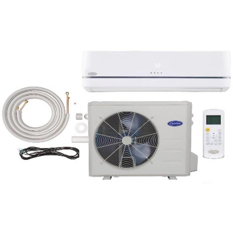 CARRIER SPLIT 12K BTU (R410A) A/TUYAUX - COOL