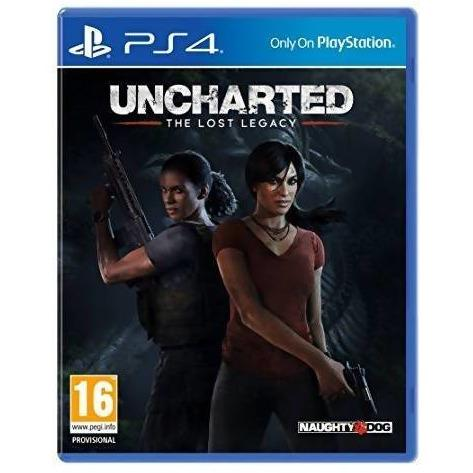 CD GAME PS4 UNCHARTED: THE LOST LEGACY - AfriMarket