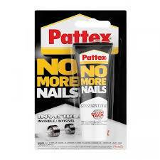 Glue Invisible No More Nails Pattex 40g - AfriMarket