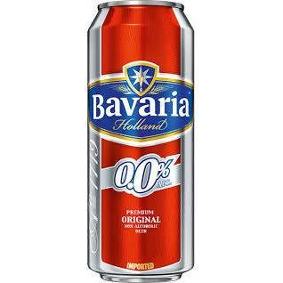 BEER REG BAVARIA 500ML CAN - AfriMarket