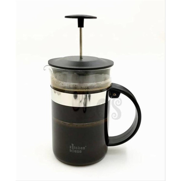 Coffee Plunger Glass&Abs Mila 800ML - AfriMarket