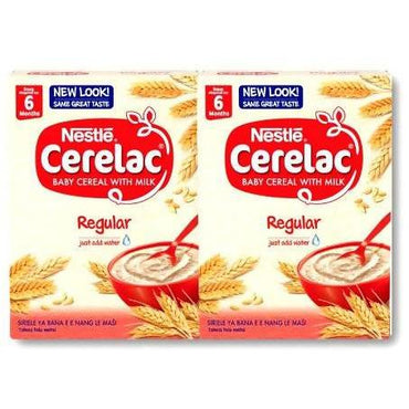 2 PCS CERELAC REGULAR 250gm - AfriMarket