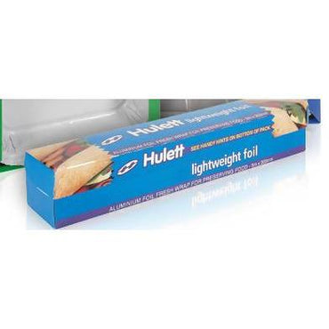 FOIL LIGHT 5X30CM HULETTS 1 PCE ROLL - AfriMarket
