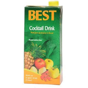 Jus Best Boisson Cocktail 1 L - AfriMarket