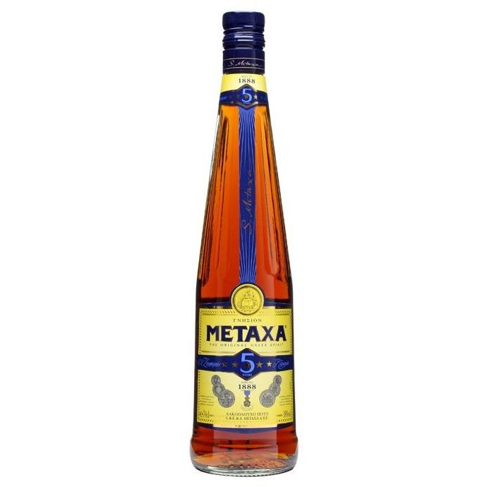 Brandy Metaxa 5 Star 700 ml - AfriMarket
