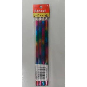 PENCIL HB RAINBOW 4S PACK - AfriMarket