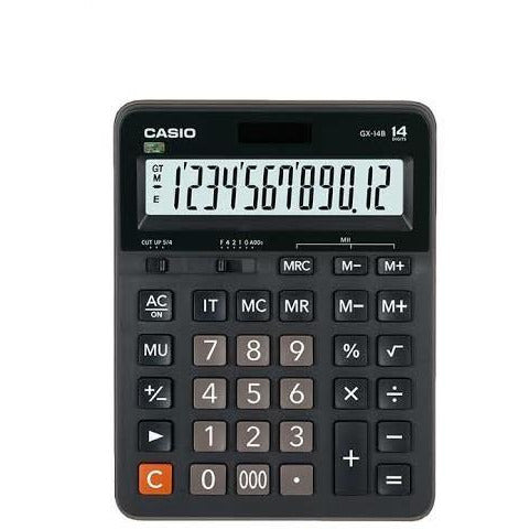 Calculatrice Casio Gz-12s 14 Digits