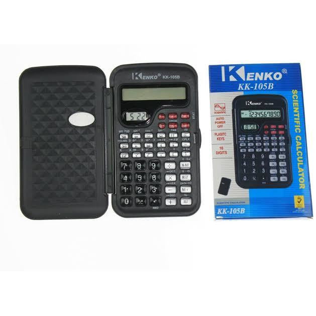 Calculatrice Scientifique Kenko KK-105B