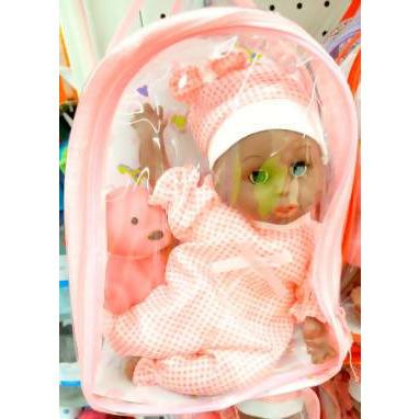 DOLL BACK PACK LITTLE ZOLA ASTD - AfriMarket