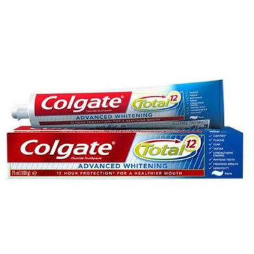 Dentifrice Colgate Total 12  75 ml