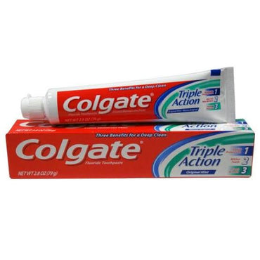Dentifrice Colgate Triple Action 70 g