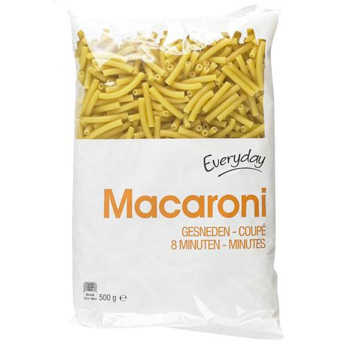 Patte de Macaroni Everyday 500 g