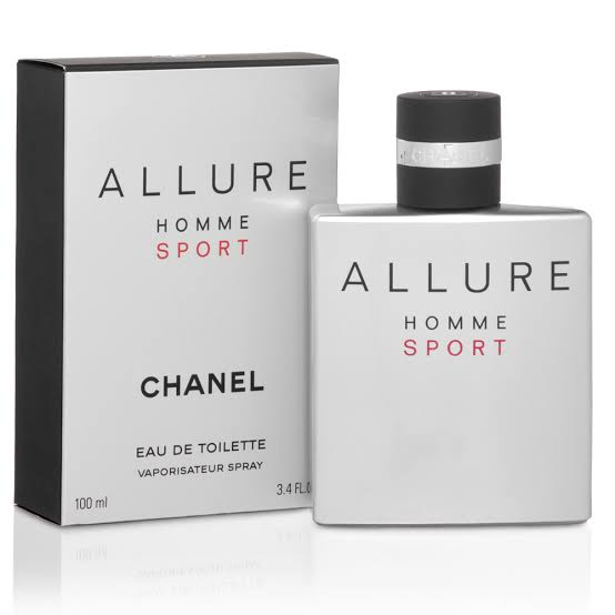 Eau de Toilette Chanel  Allure Homme Sport 100 ml
