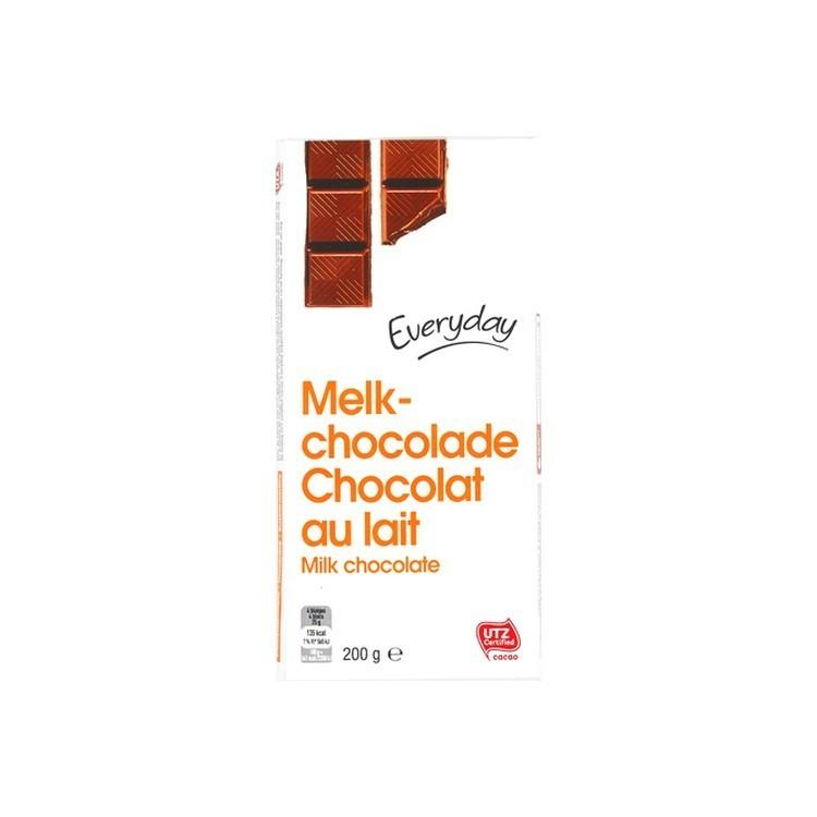 Chocolat au Lait Everyday 200 g - AfriMarket