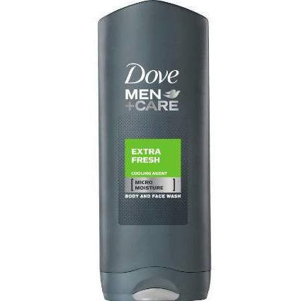 SHOWER GEL EXTRA FRESH DOVE 250ML PACK - AfriMarket