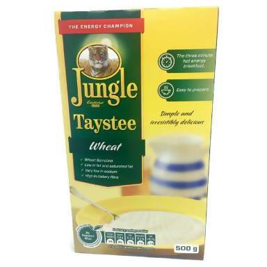 PORRIDGE TAYSTEE WHEAT JUNGLE 500G PACK - AfriMarket