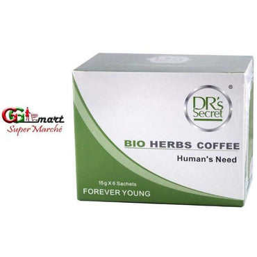 15G COFFEE DRS SECRET BIO HERBS - AfriMarket