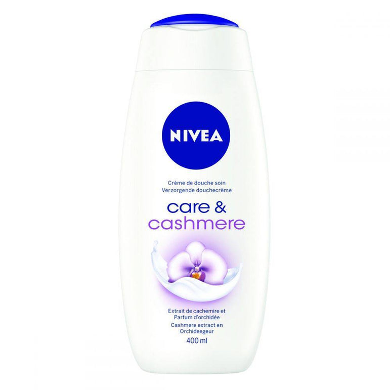 Gel Douche Nivea Care & Cashmere 400 ml - AfriMarket
