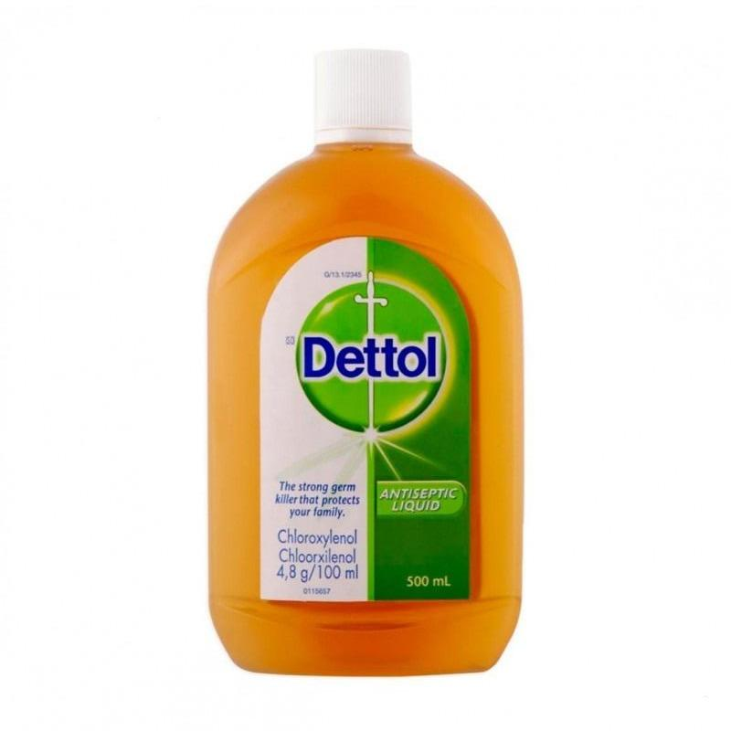 Désinfectant Dettol 500 ml - AfriMarket