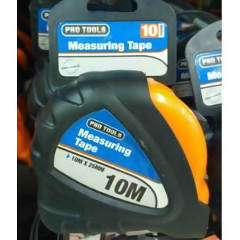 TAPE MEASURE PRO TOOLS 10 M - AfriMarket
