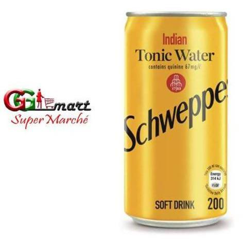 200ML INDIAN SCHWEPPES TONIC WATER - AfriMarket