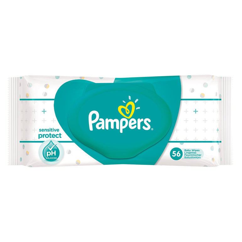 Lingette Pampers Sensitive Protect - AfriMarket