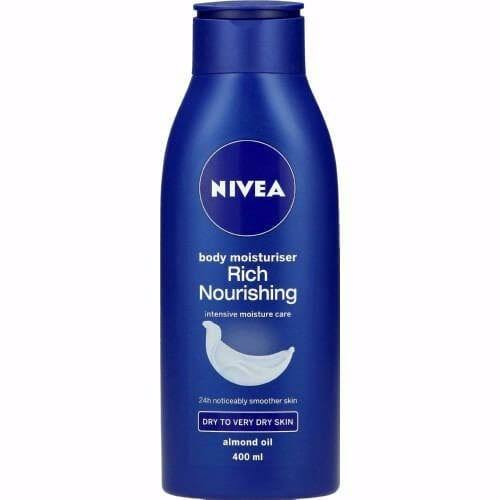 Lotion Nivea Rich Nourishing 400 ml