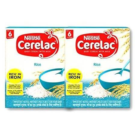 2 PCS CERELAC STRAWBERRY 250gm - AfriMarket
