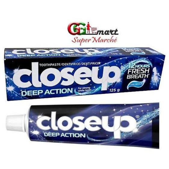 125G CLOSE UP TOOTHPASTE COOL BREEZE - AfriMarket
