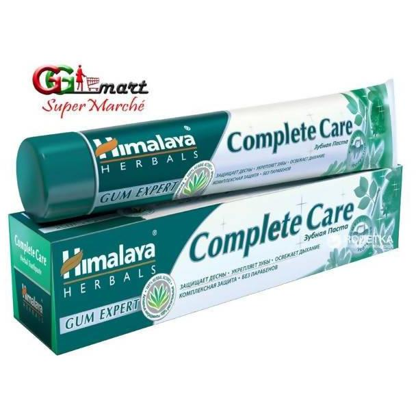 75ML HIMALAYA TOOTHPASTE HERBAL COMPLETE CARE - AfriMarket