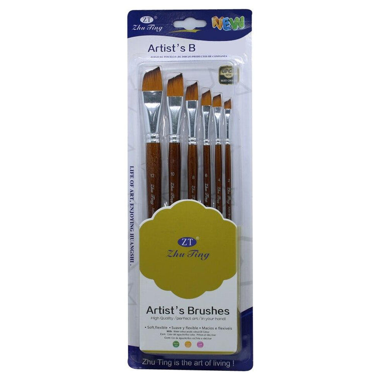 Penceaux Luxe  Zha Ting  Artist's Brushes - AfriMarket