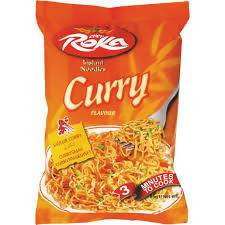 Noodles instants Curry Roka 85g Pack - AfriMarket
