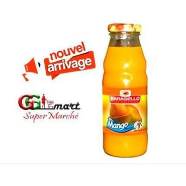 250ML JUICE FARAGELLO MANGO BOTTLE - AfriMarket