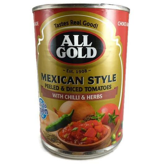 Tomate All Gold Style Mexicain 400 g - AfriMarket