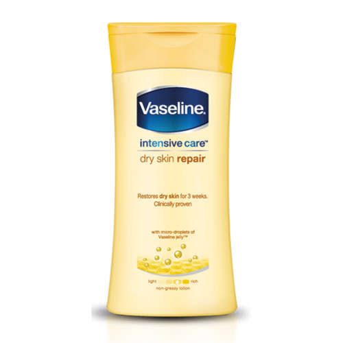 Lait de Beauté Vaseline Intensive Care Dry Skin Repair 200 ml