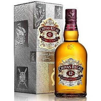 WHISKY CHIVAS REGAL 12. 75cl